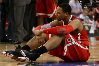Jared Sullinger returned to Columbus with championship aspirations. Unfortunately, it didn't work out for him.