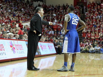 Marquis Teague needs a few more years learning from John Calipari before he is ready for the NBA.