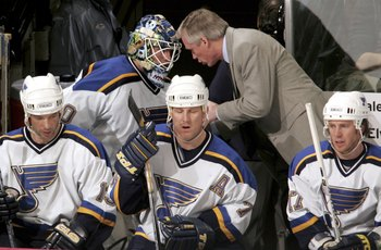 The St. Louis Blues chose not to participate in the 1983 draft.