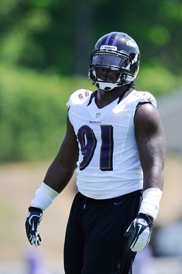 Courtney Upshaw already appears capable of being a full-time starting linebacker.