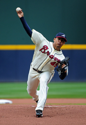 Jair Jurrjens will return to the mound for the Braves on Friday.