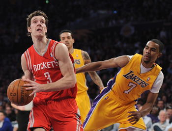 Goran Dragic may not be the only point guard that Houston loses this offseason.