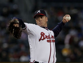 Tom Glavine had another choice open to him besides baseball.