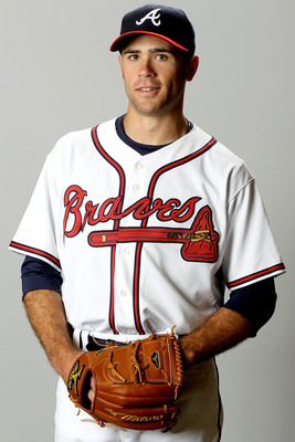Braves lefty Sean Gilmartin