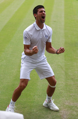Seed No. 1 - Novak Djokovic (SRB)