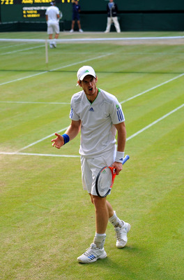 Seed No. 4 - Andy Murray (GBR)