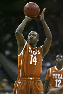 Texas' J'Covan Brown topped 20 a night last year.