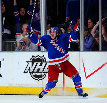 Michael Del Zotto is a difference maker on the Rangers' blue line.