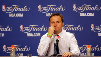 Is this the last time Scott Brooks talks to the Oklahoma City media?