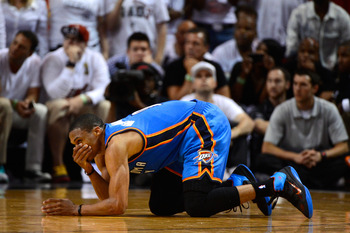 Russell Westbrook's 4-of-20 dud in Game 5 will only add fuel to the fire of his critics.