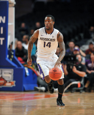 Despite the red flags, Tony Wroten is one of the most talented players in the draft.