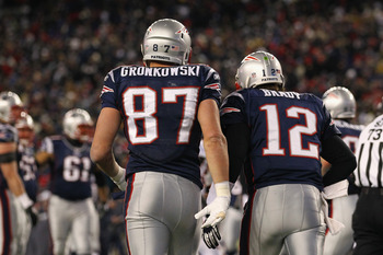 Gronk and Brady went back-to-back