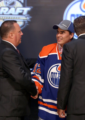 Nail Yakupov could be the next 'Russian Rocket', at least the Oilers hope so.