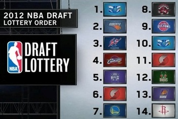The draft order is set