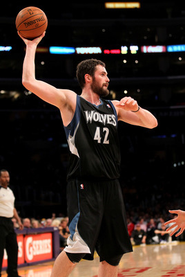 With Kevin Love and Ricky Rubio together the Wolves have the potential to explode