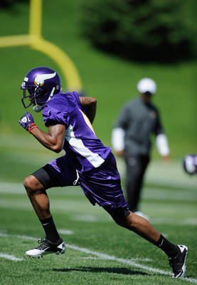 Vikings WR Jarius Wright