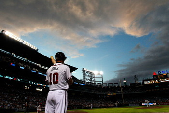 Questions of health and performance cloud Atlanta's future.  Can the Braves overcome?