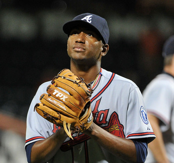 Teheran is getting bored in the minor leagues; it's time he's thrown into the fire.