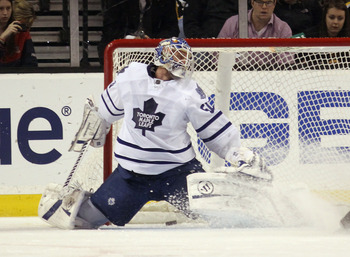 Gustavsson's career in Toronto is over but he has a fresh start available to him in Winnipeg