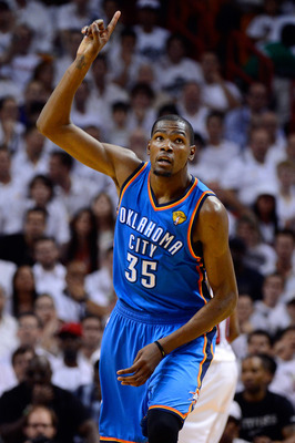 Durant will need a title before he is No. 1.
