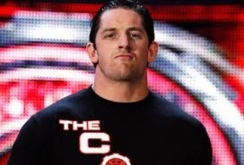Wade Barrett (Photo courtesy of WWE.com)