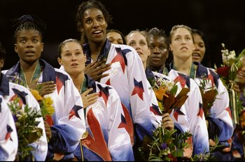 The 1996 women's U.S. team catapulted women's basketball into the national spotlight.