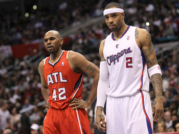 Are Jerry Stackhouse's best years behind him? Yes, and they're quite far behind.