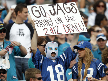 At least someone is supporting the Jags.
