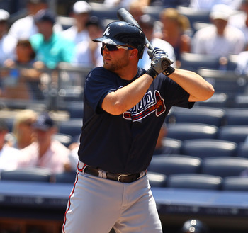 When Brian McCann is hitting, the Braves are simply a different team.