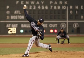 Perhaps Jair Jurrjens will return to his 2011 form.