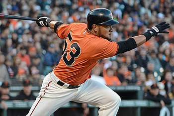 Melky Cabrera is the player Brian Sabean always thinks he's trading for.