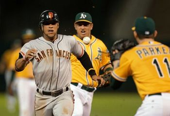 Gregor Blanco needs to cut down on his mistakes and find his stroke again.