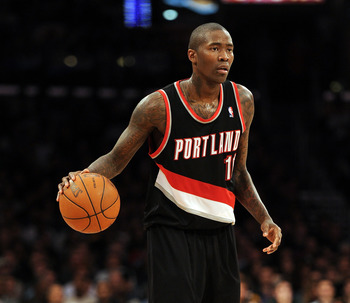Free-agent shooting guard Jamal Crawford could be targeted by the Celtics.