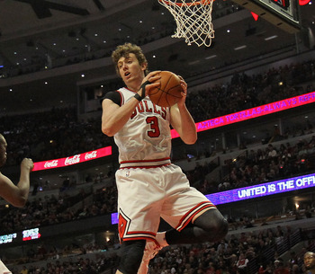 Chicago Bulls center Omer Asik could be headed to Boston.