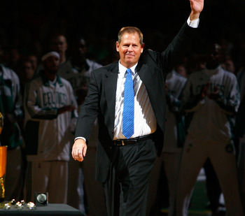 Will Danny Ainge try and deal one or even both of his team's current first round picks?