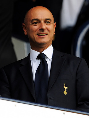 Chairman Daniel Levy is taking his time in appointing a new manager.