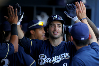 Ryan Braun is swinging like an MVP after a slow start.