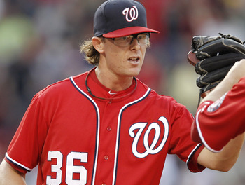 Tyler Clippard racked up seven saves in 10 interleague appearances.