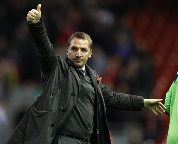 New Liverpool boss Brendan Rodgers will be out to prove his first season in the Premier League with Swansea was not a fluke.