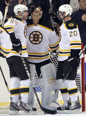 Rask has the capability to go on a long hot streak in the net.