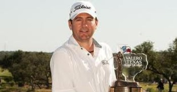 Ben Curtis, Valero Texas Open Trophy