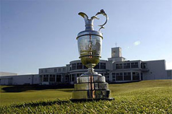 The Claret Jug (British Open Trophy)