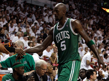 Regardless of whether or not Kevin Garnett stays or goes, the Celtics need front court help.