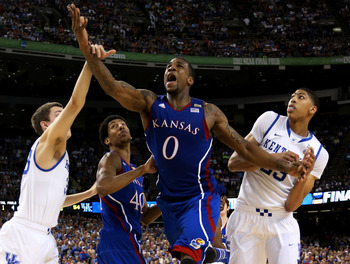 Will Charlotte select Kansas power forward Thomas Robinson at No. 2?