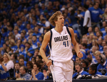 For Dirk Nowitzki and the Mavericks to contend they're going to need a point guard.