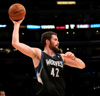 Kevin Love is one of the NBA's brightest young stars. Now Minnesota just needs to surround him with enough talent to win.