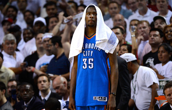 Kevin Durant's team only has a few holes. Could one be filled on draft night?