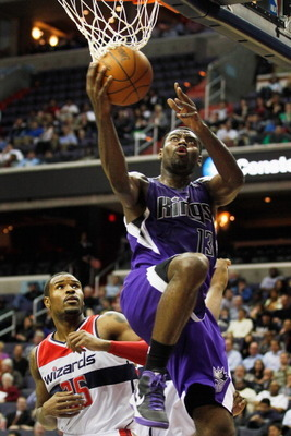 If the Kings deal Tyreke Evans that would make their needs even more obvious.