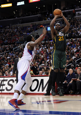 Al Jefferson is one of several talented big men on the Jazz roster.