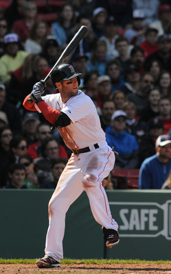Pedroia finds his groove in the second half.